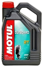 Motul Моторное масло Outboard 2T 5 л фото
